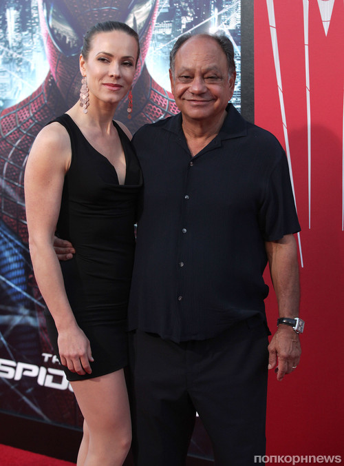 Чич Марин с женой