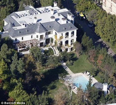 дом Майкла Джексона