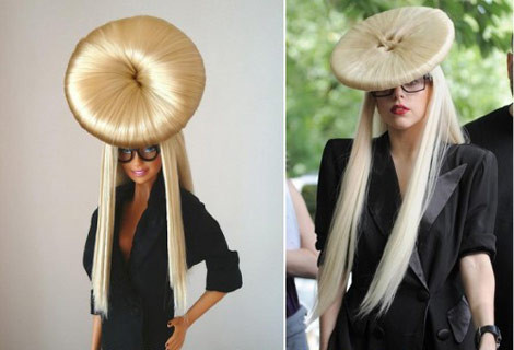 Барби Lady GaGa