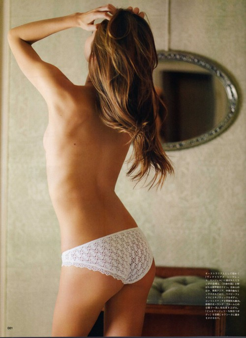 Миранда Керр в японском Vogue