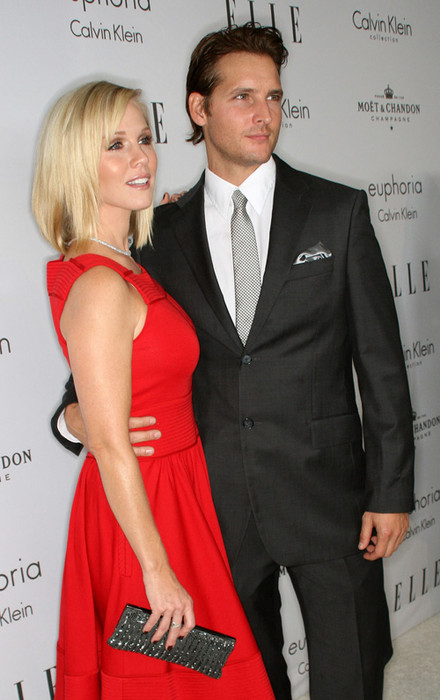 Дженни Гарт с мужем