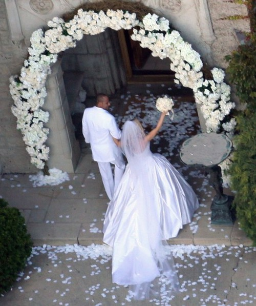 Свадьба Кендры Уилкинсон
