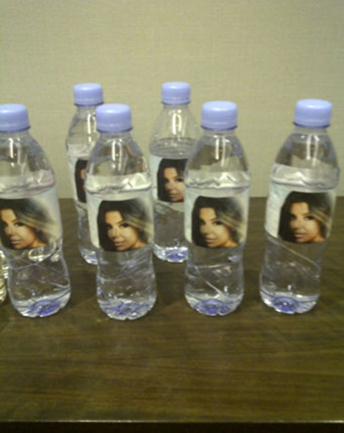 бутылки Евы Лонгории