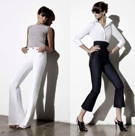 джинсы DVB от Виктории Бэкхем