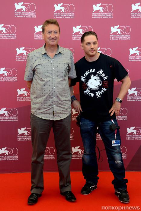 Том Харди и Стивен Найт