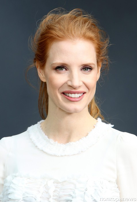 Джессика Честейн