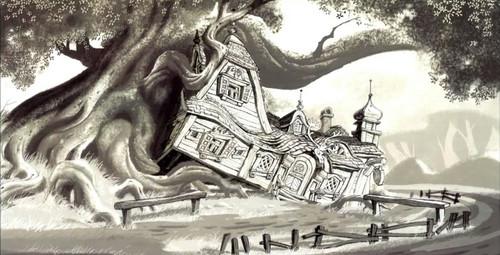 Рапунцель: Запутанная история