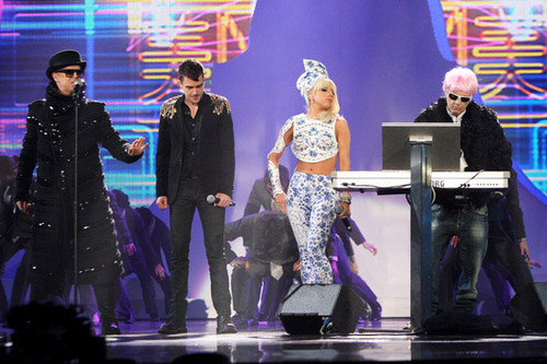 Pet Shop Boys и Lady GaGa