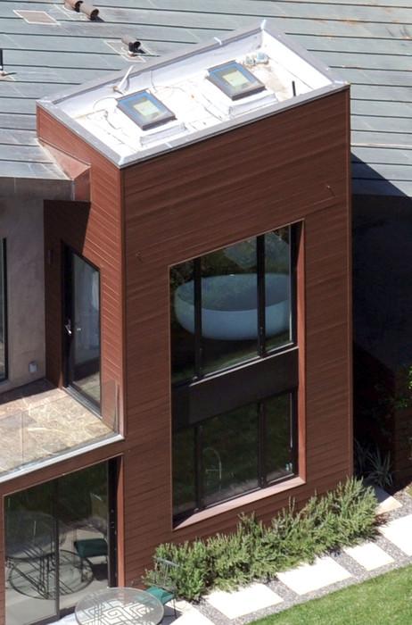 Новый дом Роберта Паттинсона
