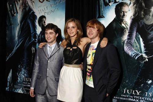 Актеры «Гарри Поттера»