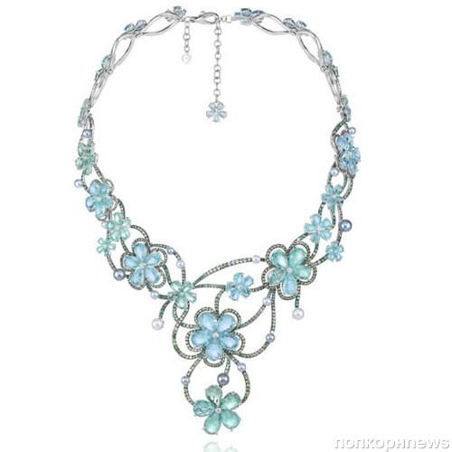 ожерелье принцессы Тианы
