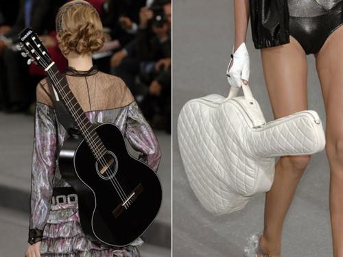 гитара Chanel