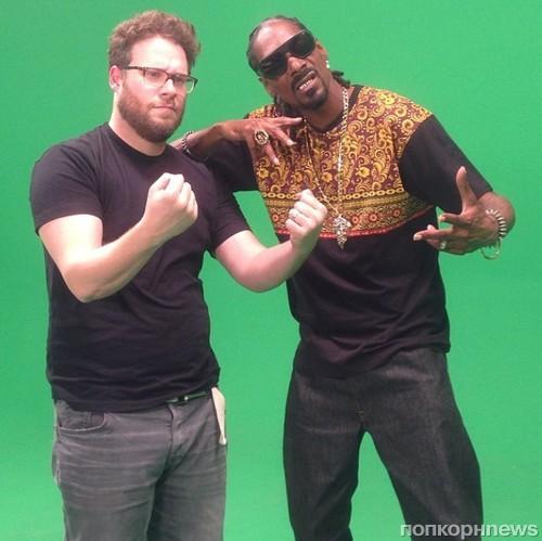 Сет Роген и Snoop Dog
