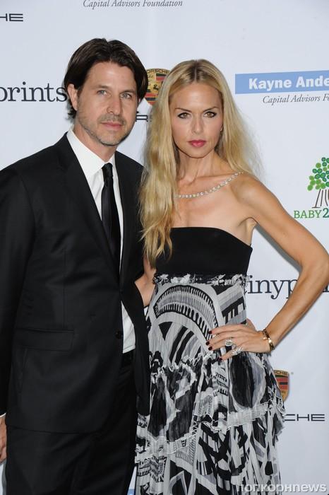 Рэйчел Зоуи с мужем