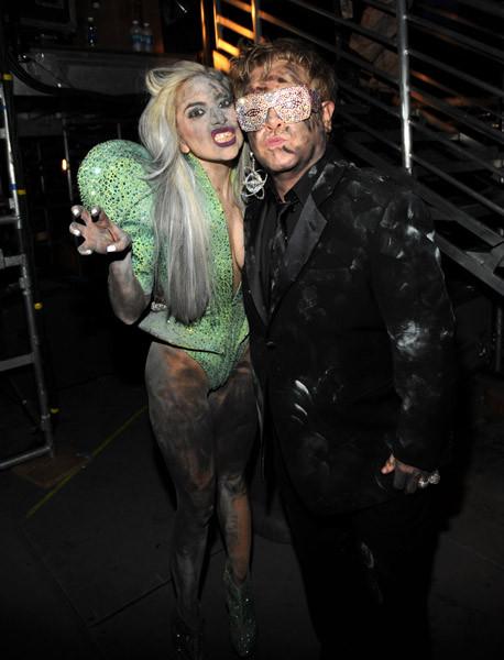Lady Gaga и Элтон Джон