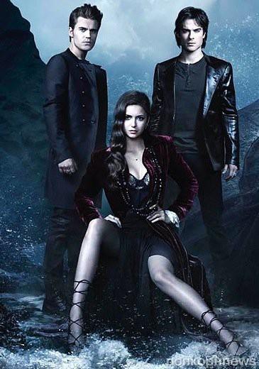 актеры 8 сезона дневники вампира