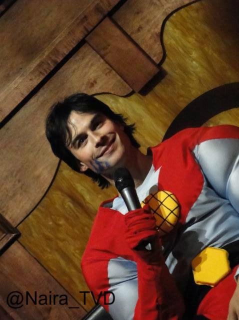 Йен Сомехалдер (Супермен)