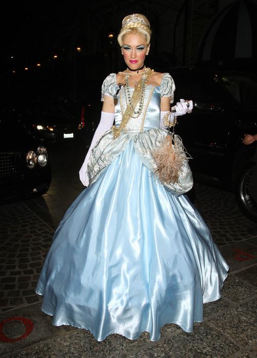 Гвен Стефани в образе принцессы