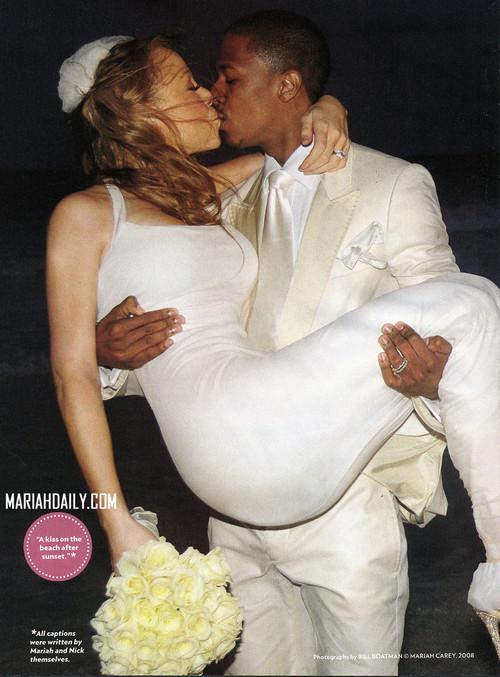 Свадьба Мэрайи Кэри