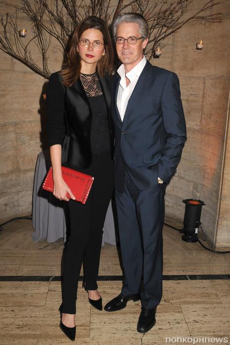 Кайл МакЛоклен с супругой