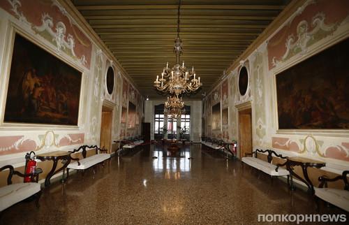 Здание мэрии города Венеции