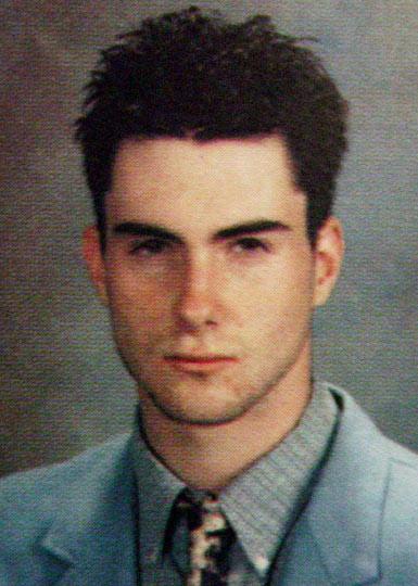 Адам Ливайн Maroon 5