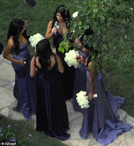 Свадьба Хлое Кардашян