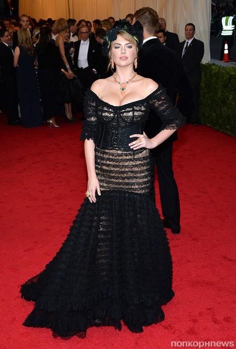Кейт Аптон в 2014