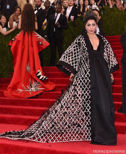Леди Гага в 2015