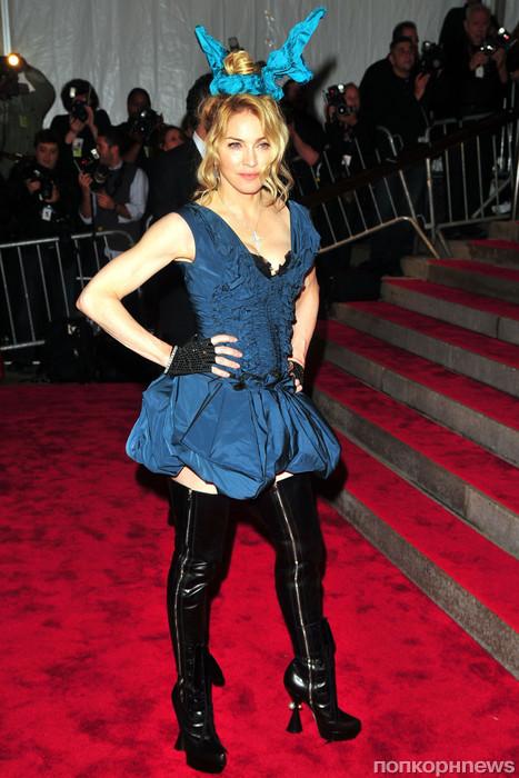 Королева фейлов Мадонна - 2009