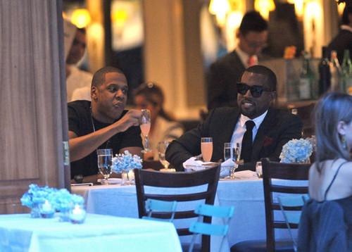 Кани Вест и Jay-Z
