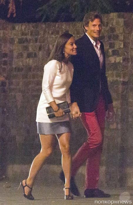 Пиппа Миддлтон на свидании со своим бойфрендом