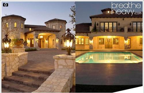Новый дом Бритни Спирс