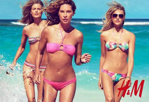 H&M Swimwear 2010 Campaign