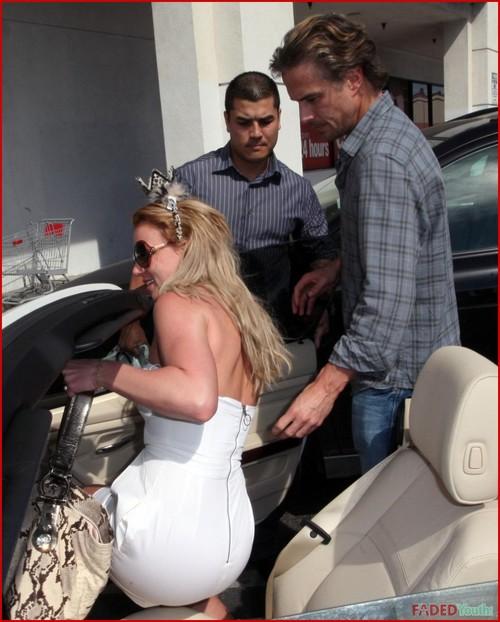 Бритни Спирс и Джейсон Траувик