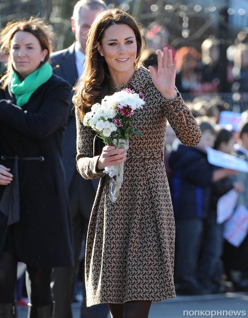 Английские платье в россии Вяжем модное платье быстро