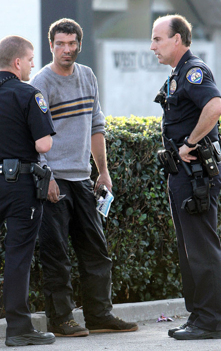 Фотограф и полиция