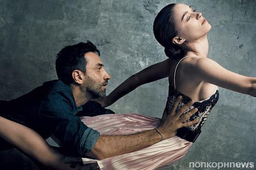 Креативный директор Givenchy Рикардо Тиши и Руни Мара