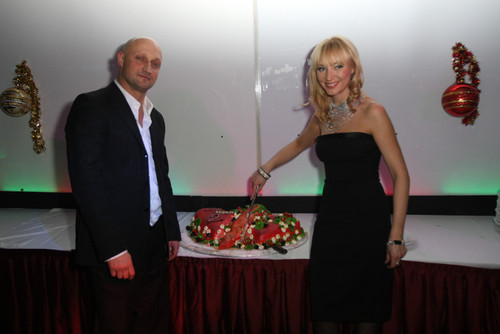 Кристина Орбакайте, Гоша Куценко