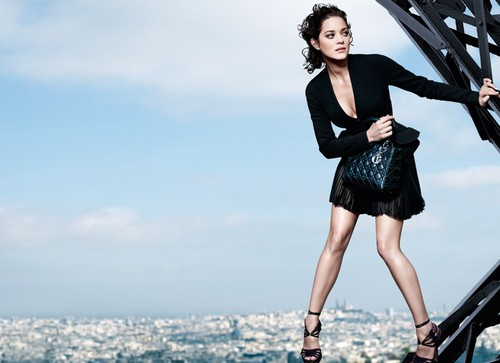 реклама Dior