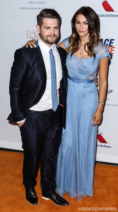 Джек Осборн с женой