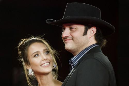 Джессика Альба и Роберт Родригес