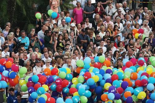 Каннский Фестиваль стартовал «Вверх»