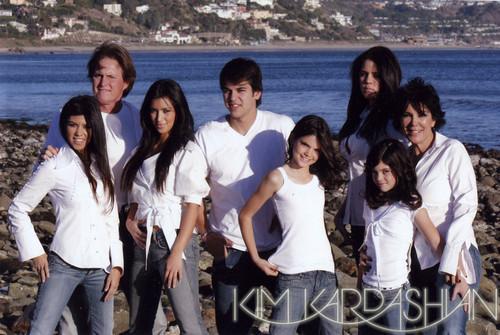 семья Кардашиан