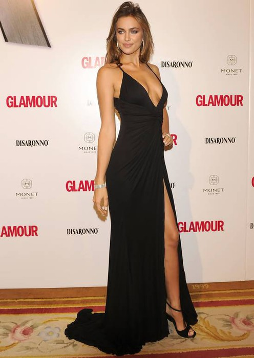 Ирина Шейк на Top Glamour Awards