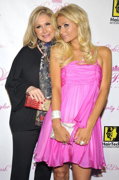 Пэрис Хилтон с мамой