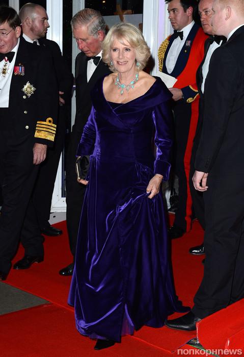 Камилла, герцогиня Корнуольская