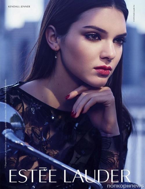 Модели косметика реклама