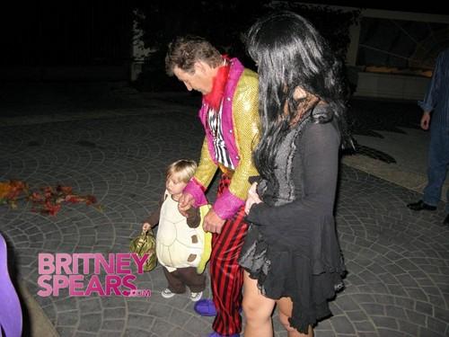 Бритни и дети