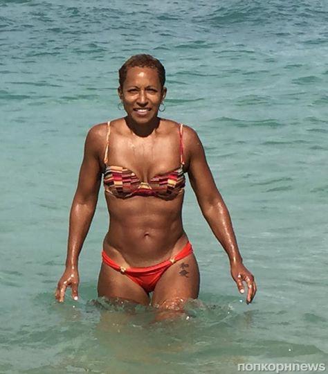 Фото в бикини афроамериканок фото 547-670